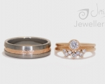 Bespoke Wedding Rings Hobart