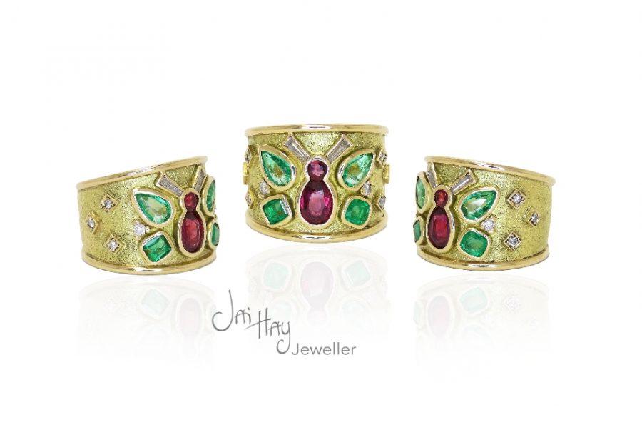 Bespoke Jewellery Show Hobart Jai Hai Jeweller 1